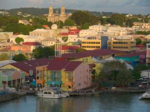 Antigua - capitala St. John