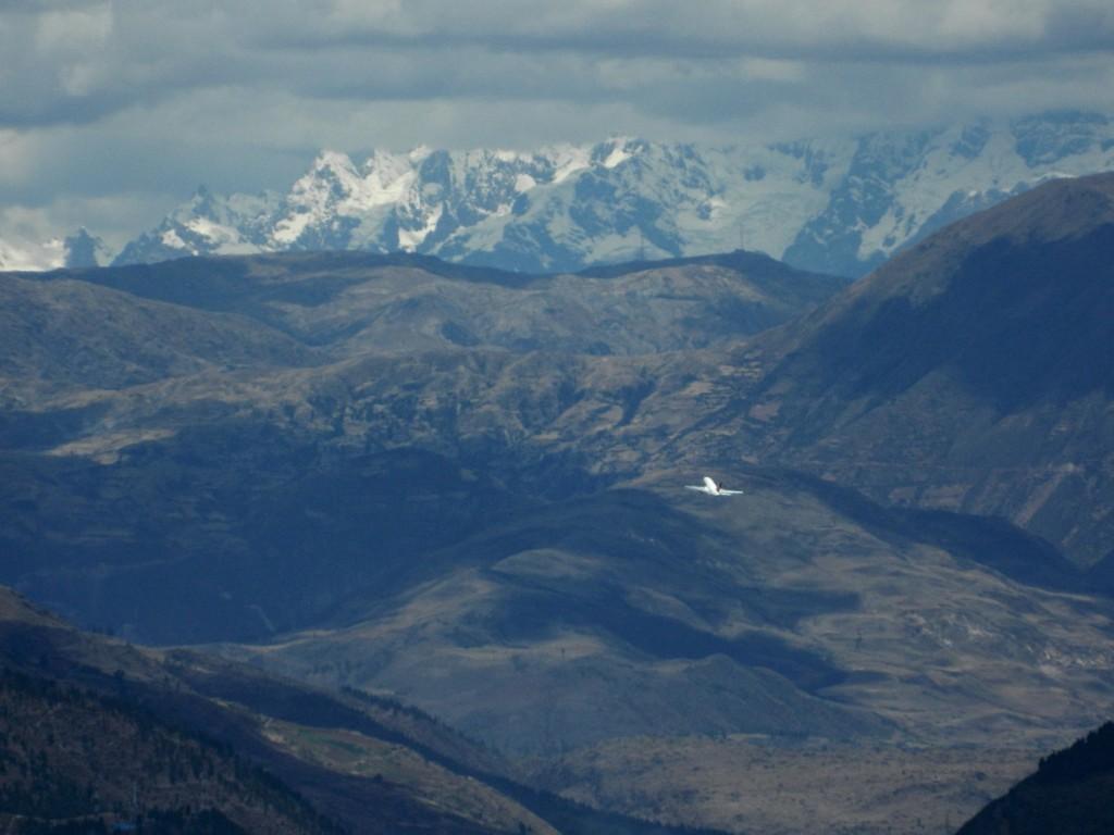 Avion in Cusco