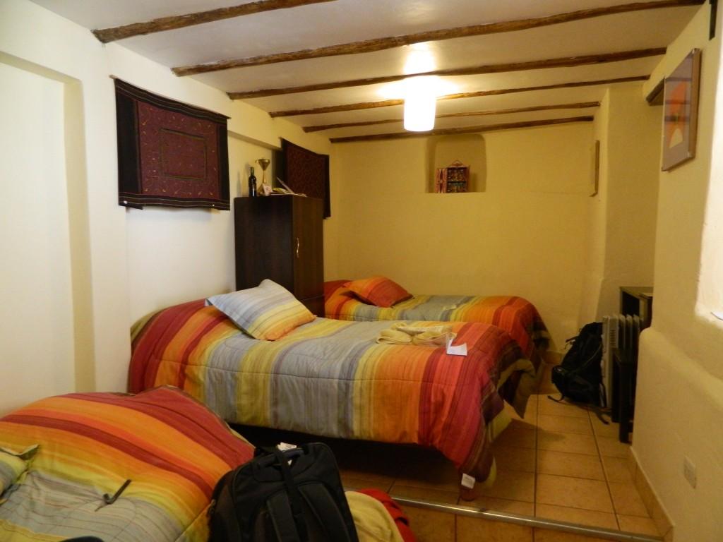 Camera la Cusco