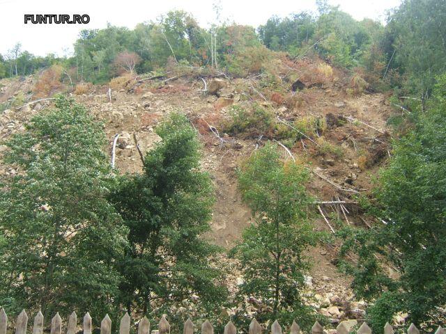 Alunecare de teren - Terca